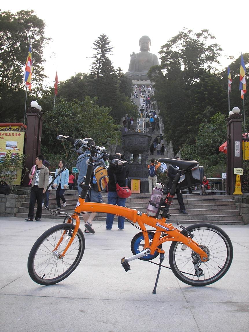 Aka的單車blog: 東涌 - 深屈 - 昂平 - 大澳