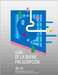 Receta medica, Guia de preescripcion medica, Medicina General Guias