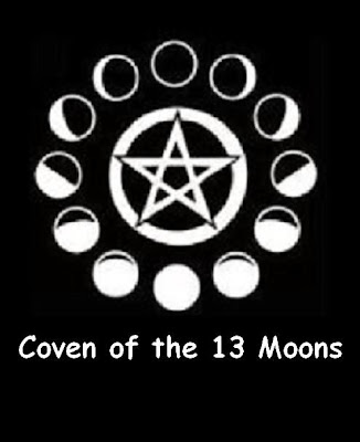 Bob the Pagan/Wiccan UFOlogist: Coven of the 13 Moons Update