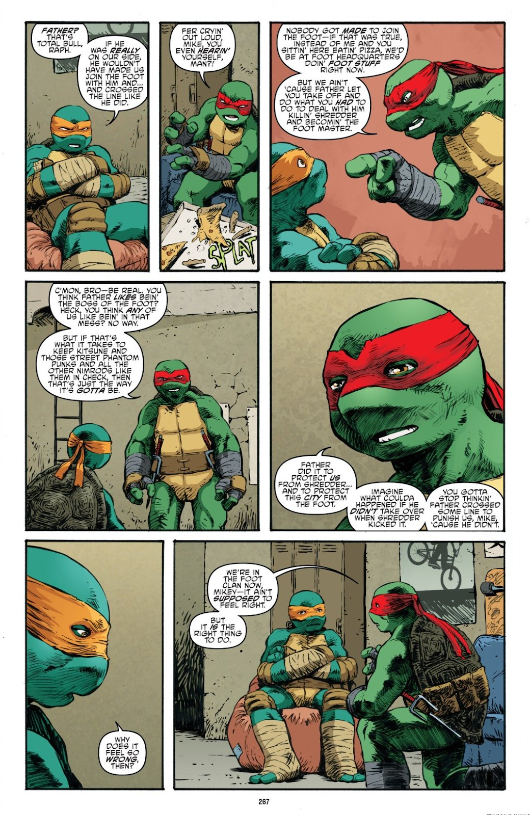Read online Teenage Mutant Ninja Turtles: The IDW Collection comic -  Issue # TPB 7 (Part 3) - 58