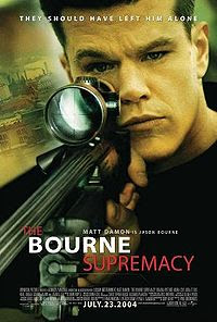 Bourne 2 - The Bourne Supremacy