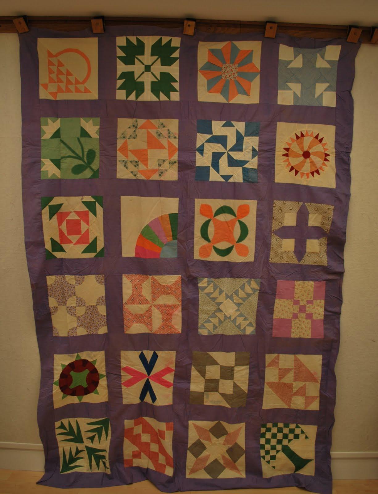 Quilts Vintage And Antique Ruby Mckim 1930 Patchwork