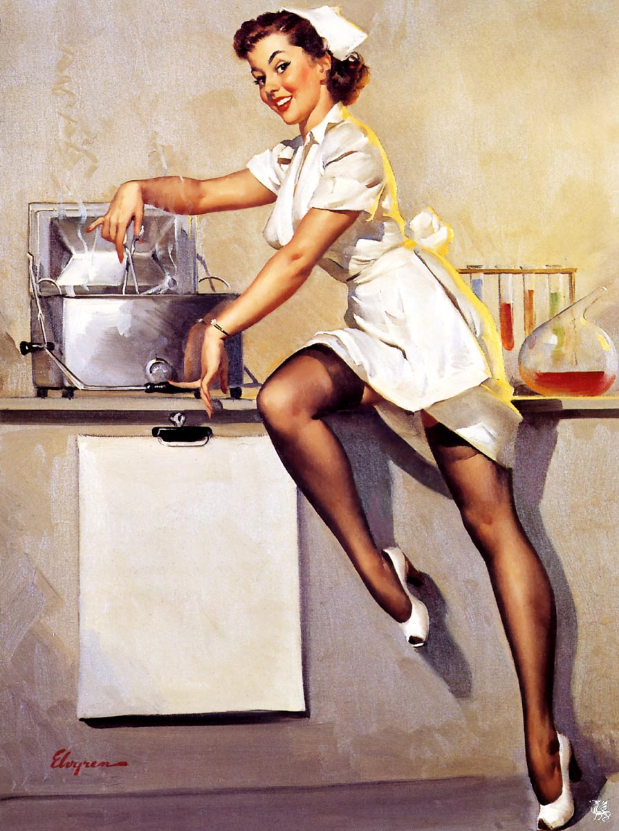 two fisted tales of true life weird romance gil elvgren. Black Bedroom Furniture Sets. Home Design Ideas
