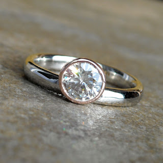 moissanite gemstone