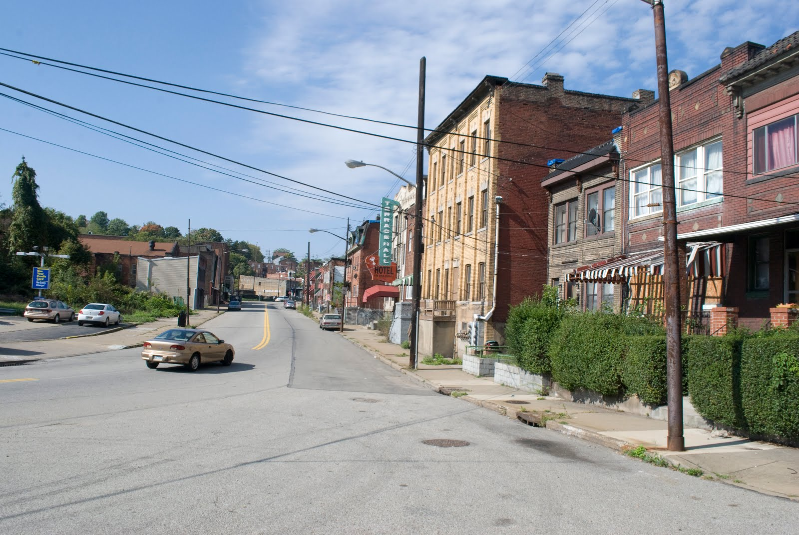 Social Shutter Pittsburghs Hill District A Portrait Of