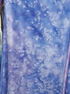 Salt effect polyester