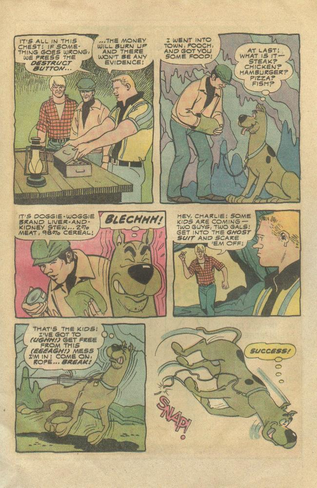 Read online Scooby-Doo... Mystery Comics comic -  Issue #27 - 11