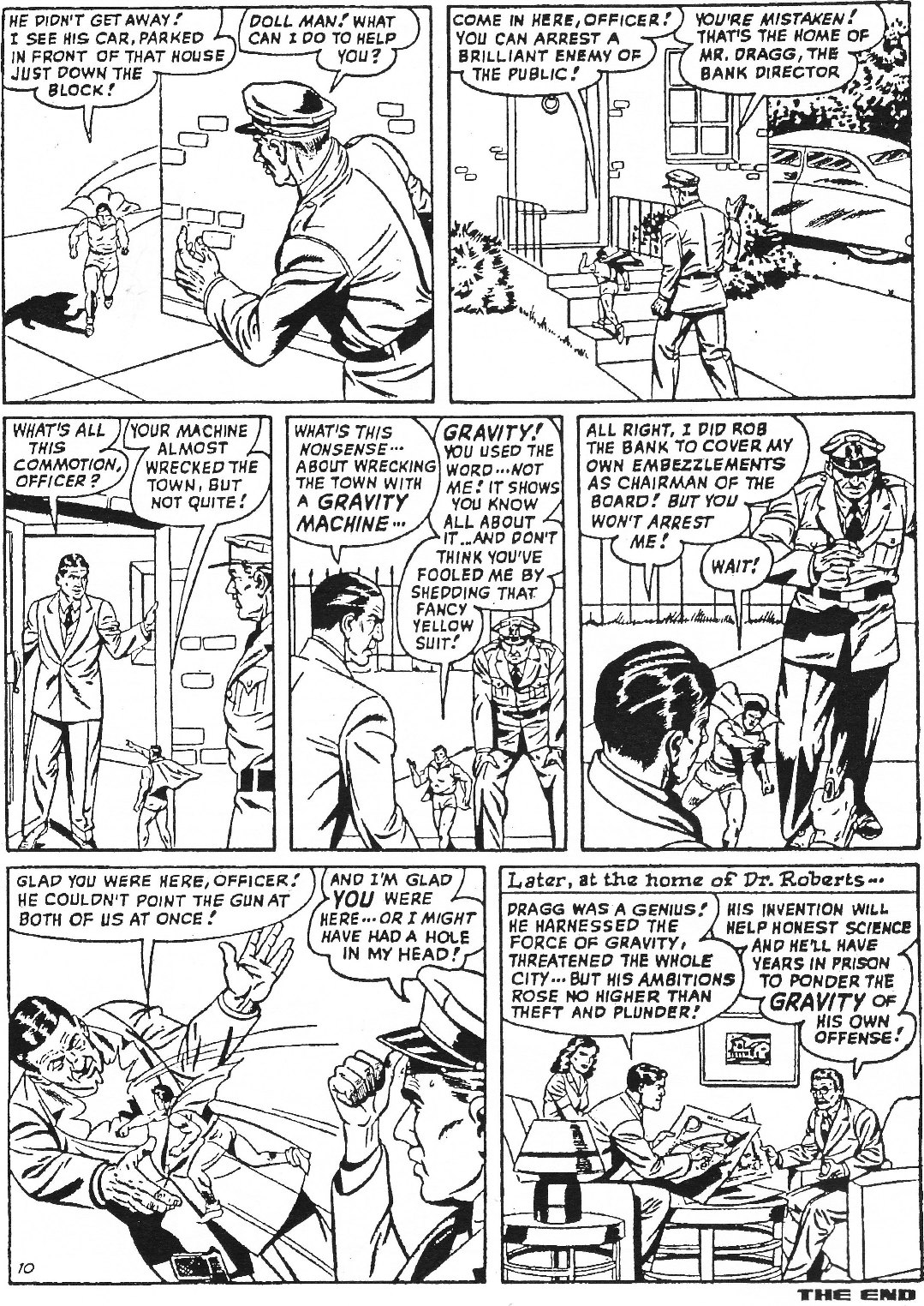 Read online Men of Mystery Comics comic -  Issue #63 - 12