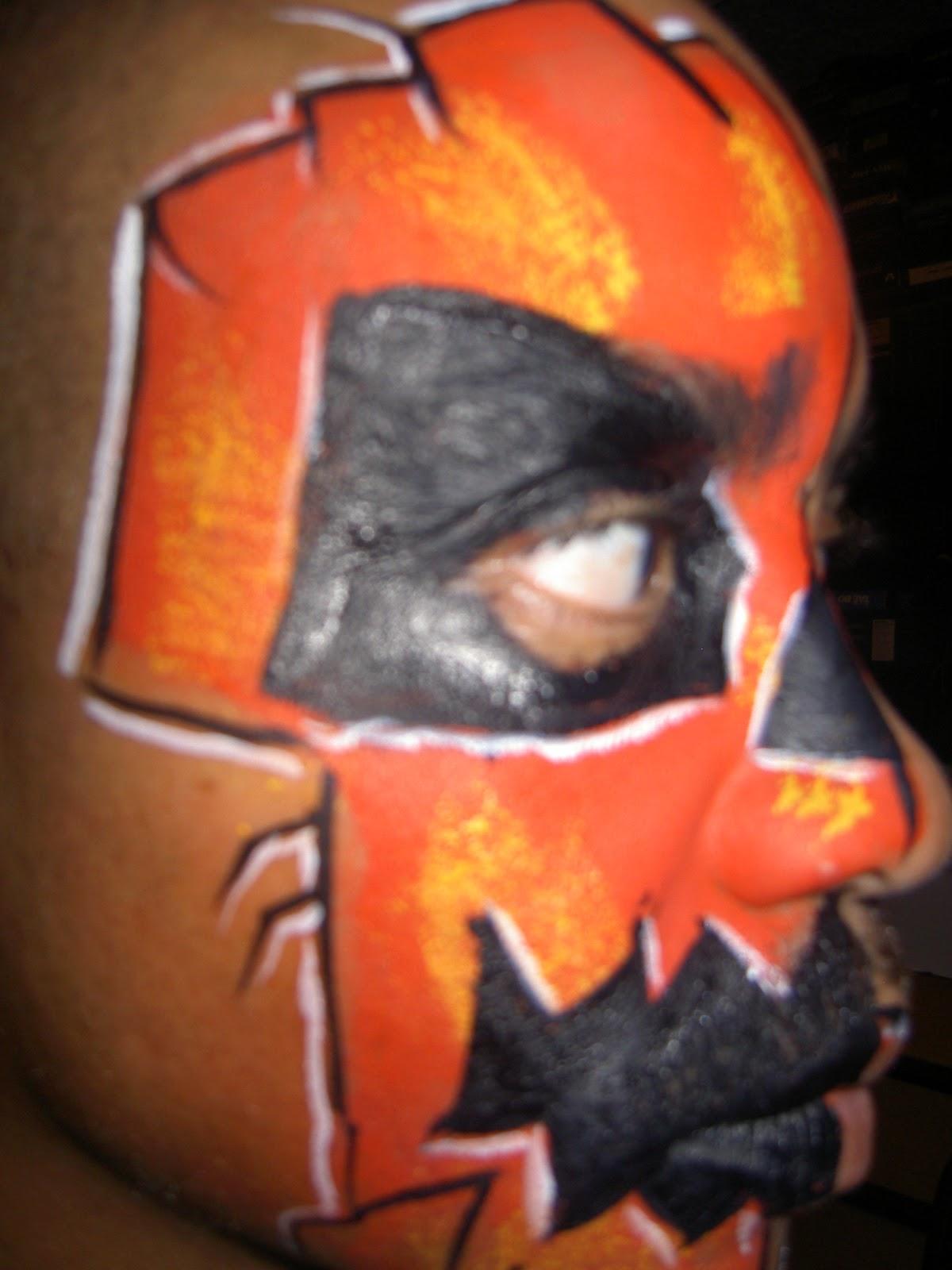 Sandys Land Parties Events Mask Verse Face Painting Jpg 1200x1600 Jack Pumpkin