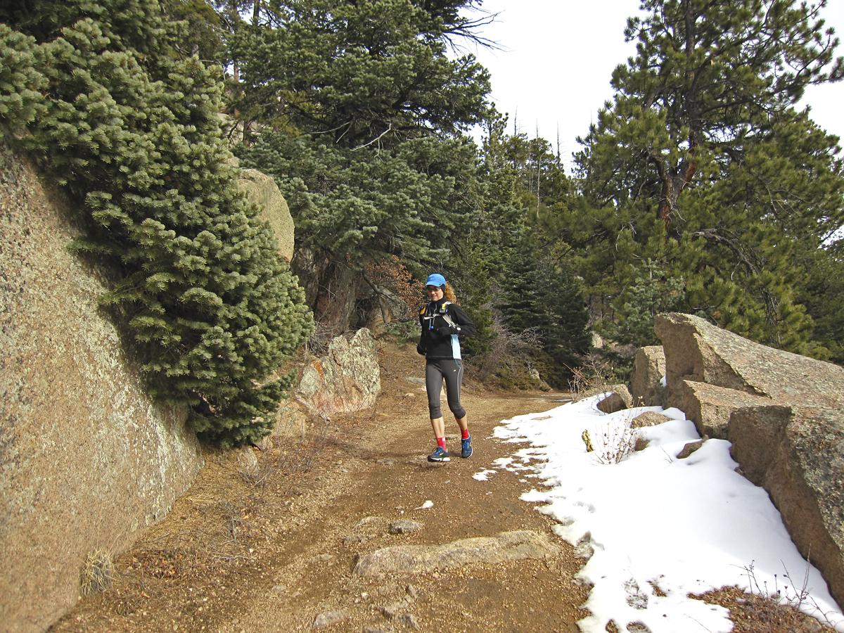 Happy Trails Ponderous Posterior 50k