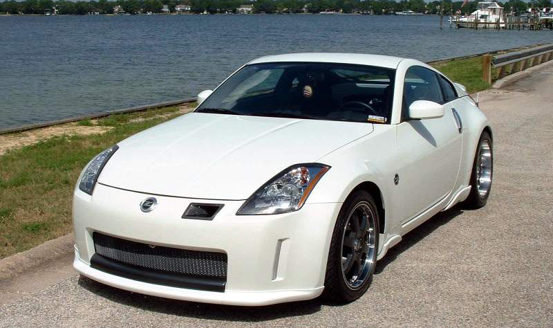 Bridgestone Potenza Re050A >> World Best Cars Reviews: Nissan 350Z