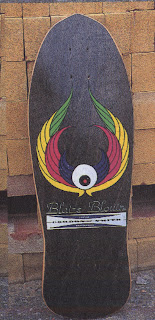 The Skateboards
