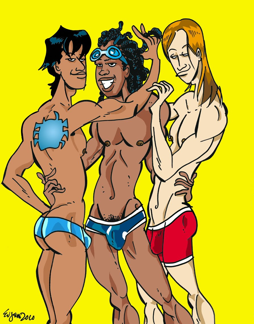 Titans Gay 10