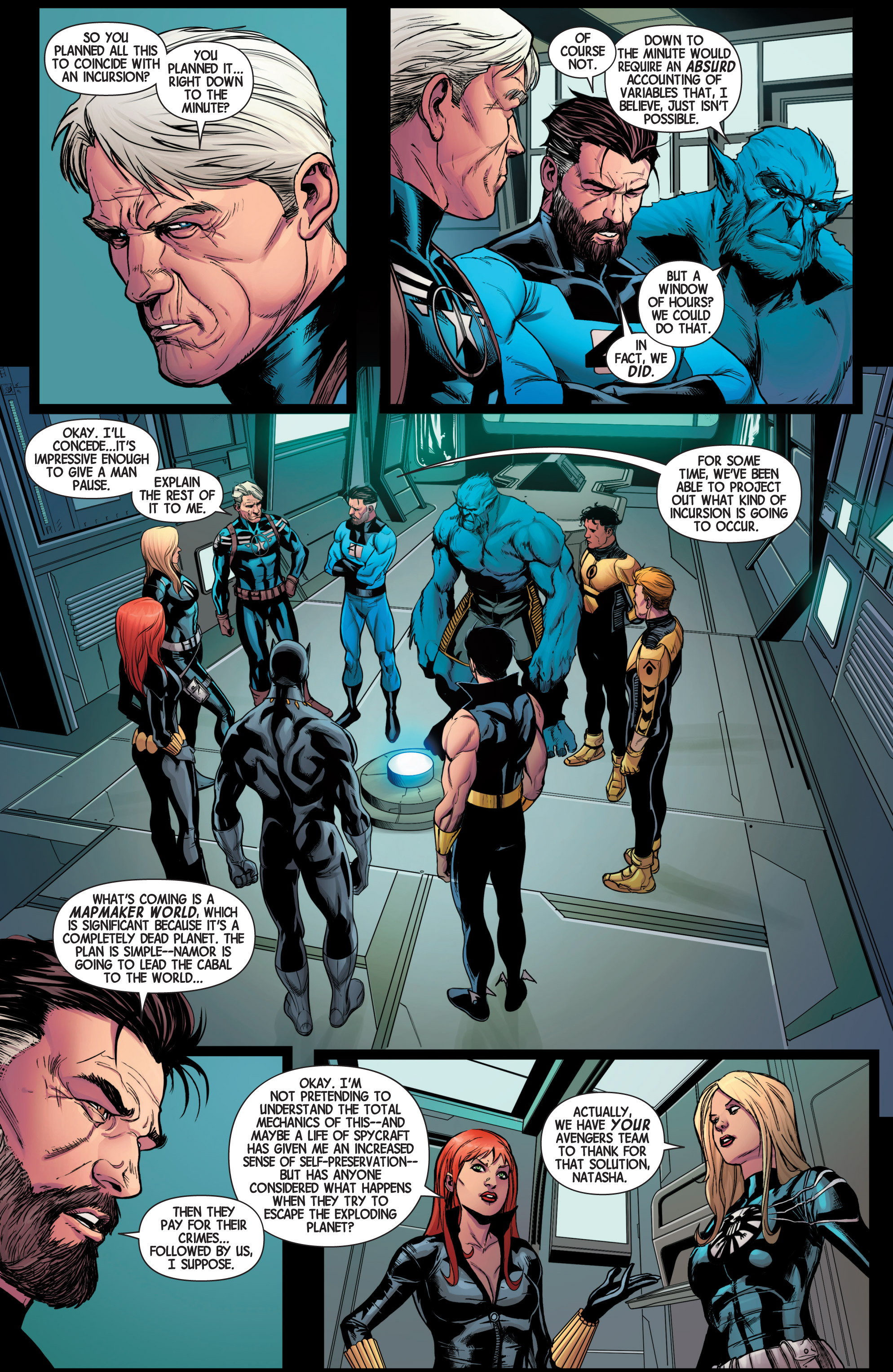 Read online Avengers (2013) comic -  Issue #40 - 17