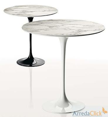 Arredaclick il blog sull 39 arredamento italiano online for Tavoli di design in marmo