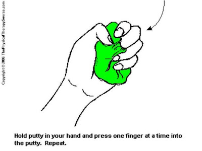 Hand Exercises from ThePhysicalTherapySource.com