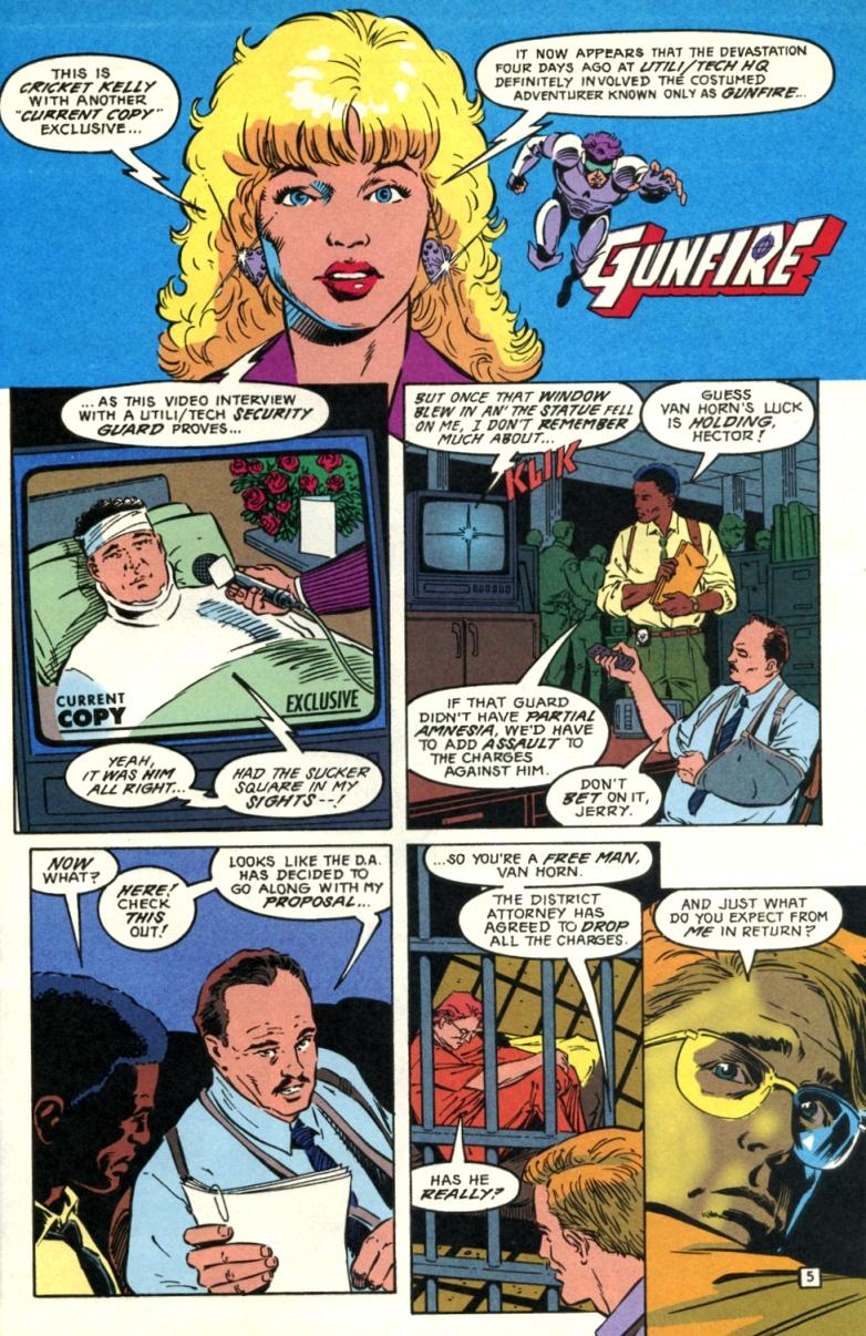 Read online Gunfire comic -  Issue #5 - 7