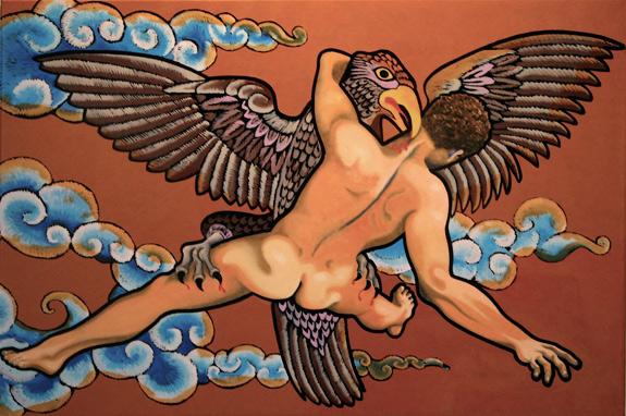 ganymedes greek mythology