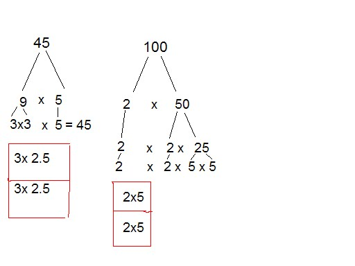 873 Math (2010): Prime Factorizaton and Square Roots