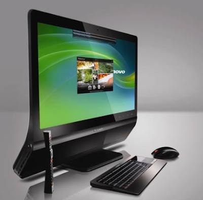 Lenovo lança concorrente para o iMac
