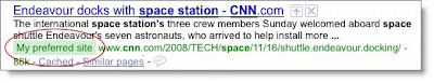 É você quem manda nas pesquisas do Google agora!