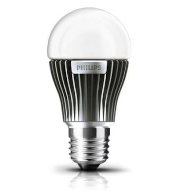 Lâmpada de Leds da Philips. Boa idéia!