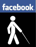 Facebook em breve para deficientes visuais.