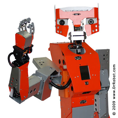 O robô Wifi Hawk pode ser mais divertido que seus amigos!