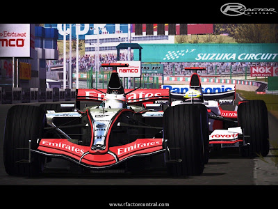 RFACTOR RACING: RFACTOR F1 2006 CTDP
