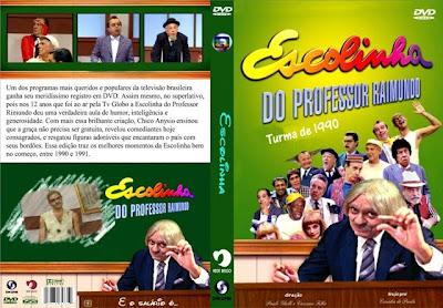 RAIMUNDO 1991 PROFESSOR BAIXAR DO DVD TURMA ESCOLINHA