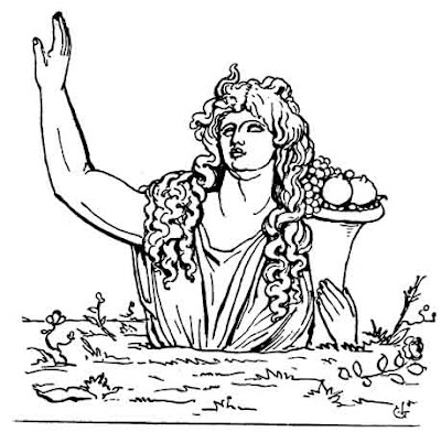 greek goddess gaia coloring pages | * Spirits In Harmony * finding unity in diversity: October ...
