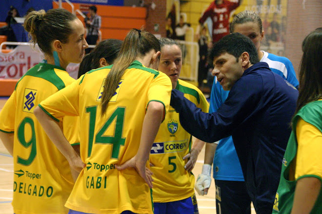 WOMEN FUTSAL FIFA HISTORY IN SPAIN Mundialito : PORTUGAL TIES BRAZIL TWO A PIECE.