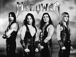 Manowar thunther the sky