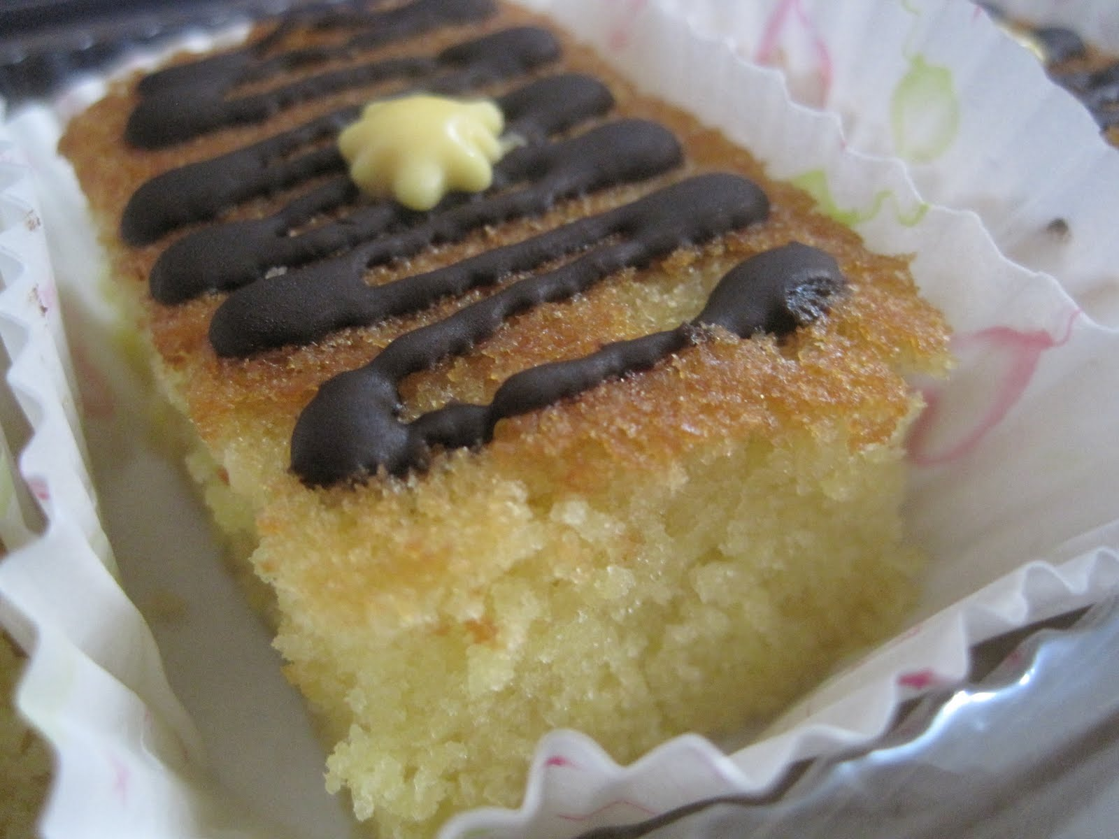 Resep Cake Pastry Ncc: Tian Cakes: Butter Cake 2 Telur Resep NCC
