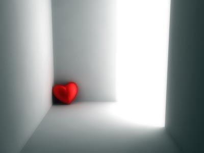 Coração e a desilusão
