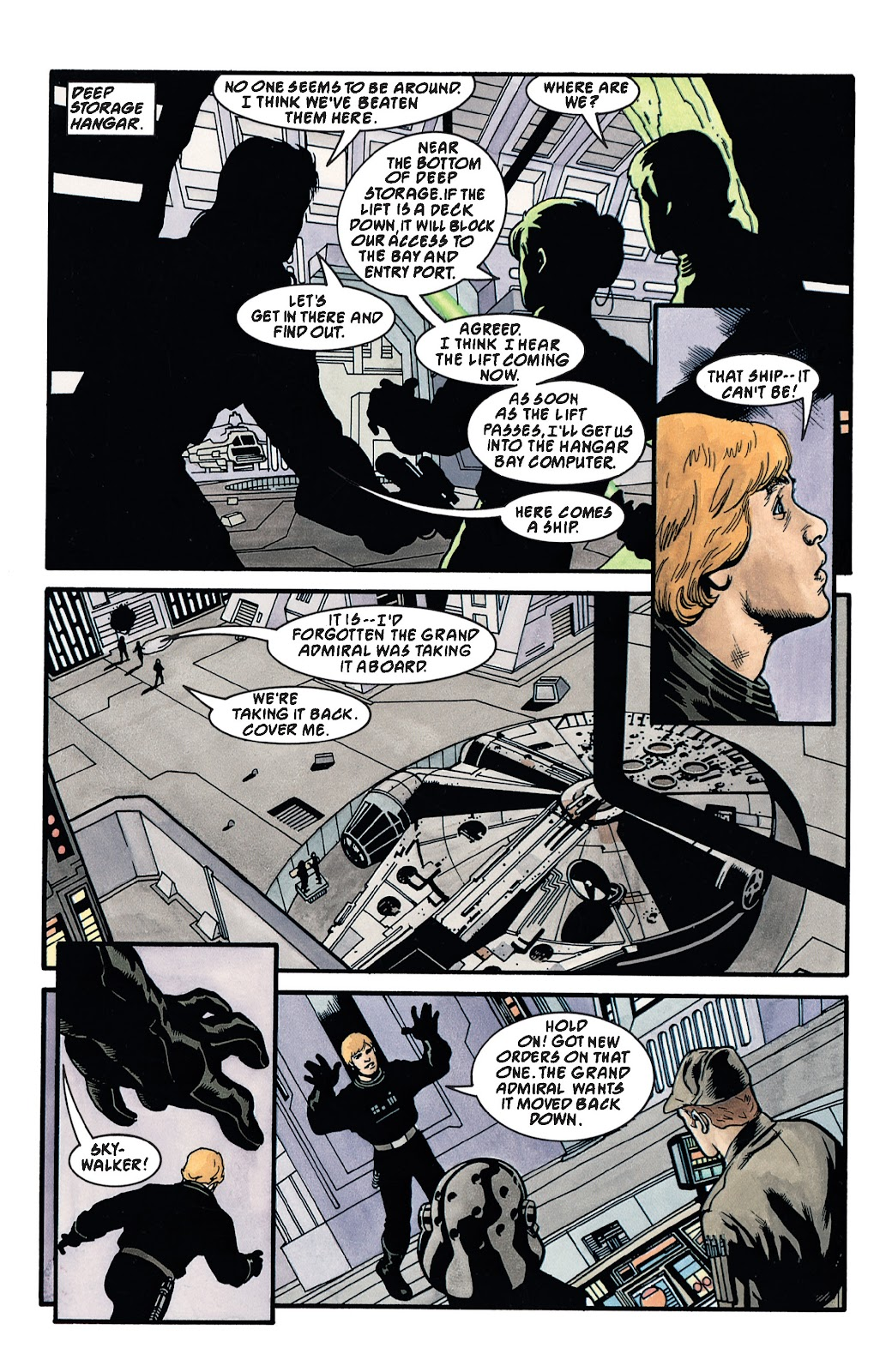 Read online Star Wars Legends: The New Republic - Epic Collection comic -  Issue # TPB 4 (Part 3) - 60