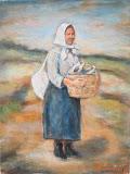 Tetka s noškou