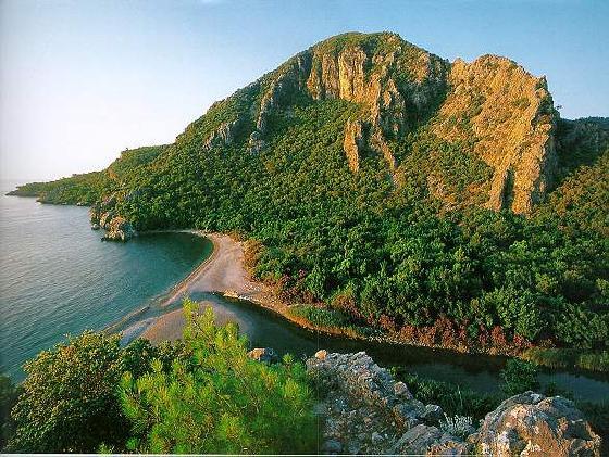 Çıralı – Olimpos – Yanartaş – Antalya