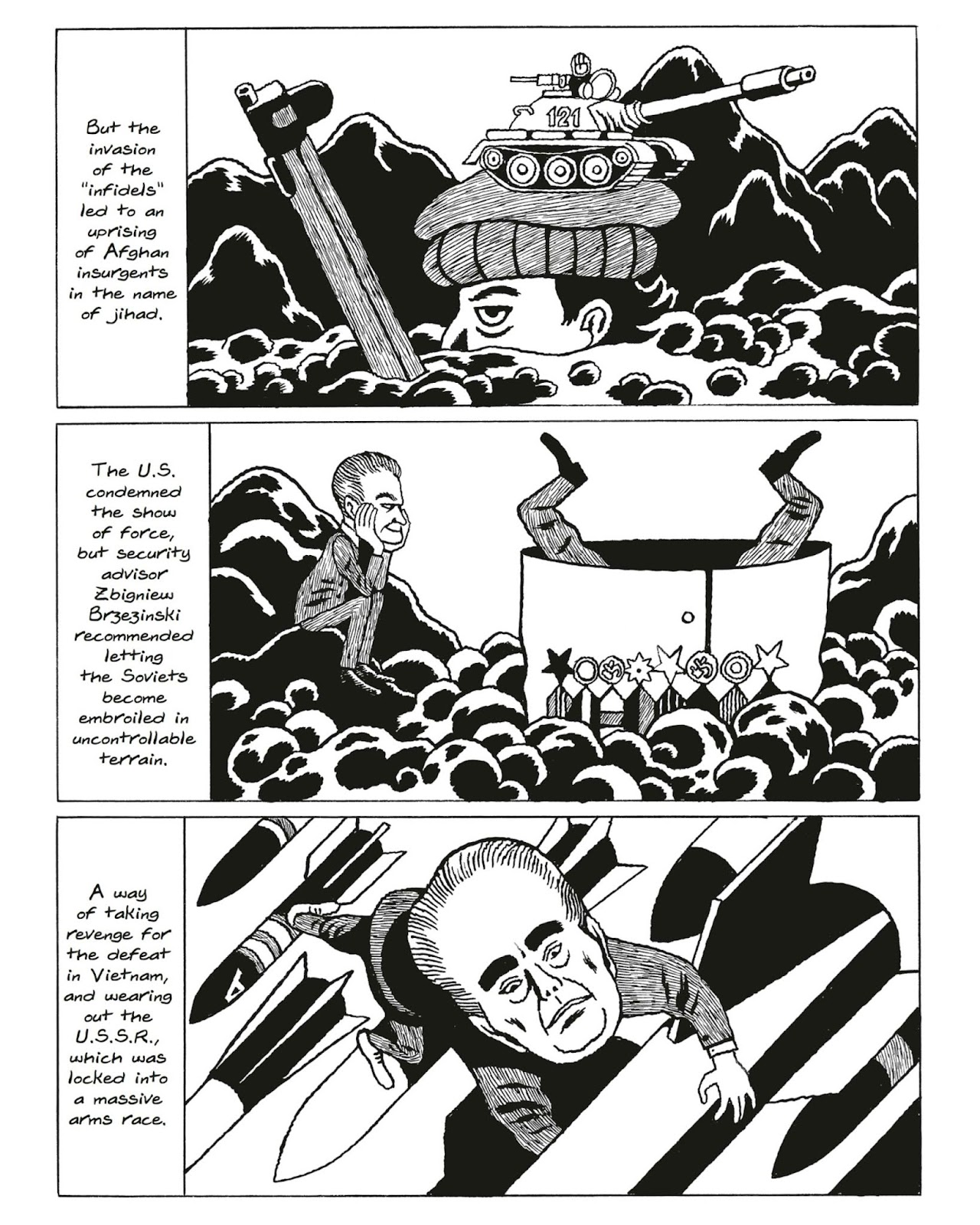 Best of Enemies: A History of US and Middle East Relations issue TPB_2 - Page 74