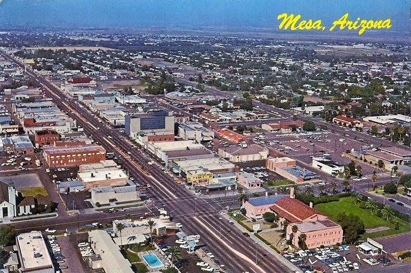 Arizona 1912 2012 August 2010