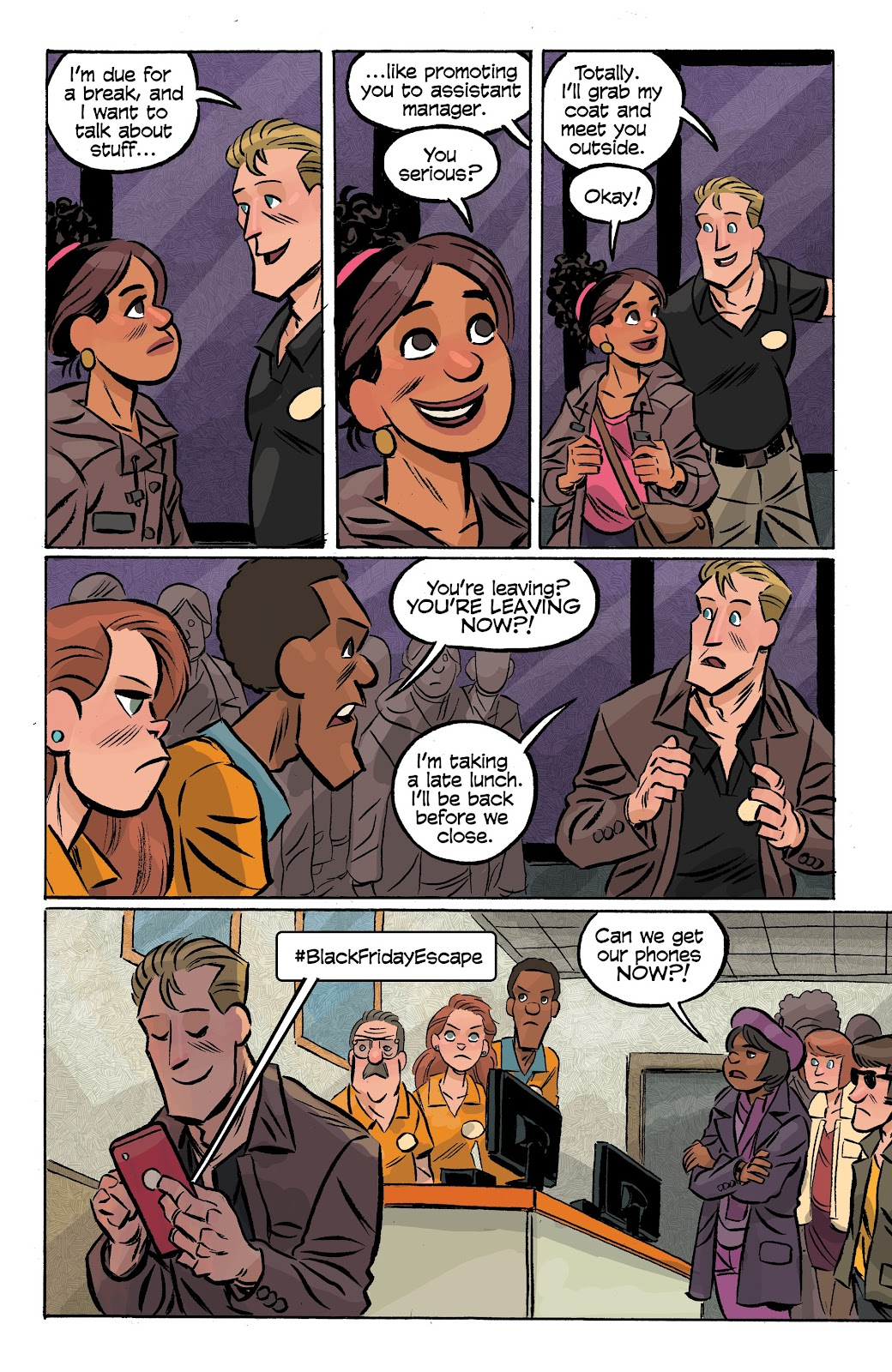 Read online Cellies comic -  Issue #6 - 25