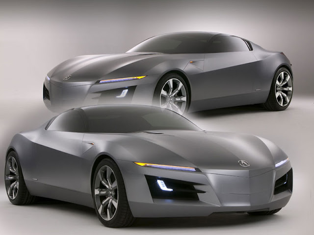there blog here dream car choice: 2010 Honda Acura NSX 5.5 ...