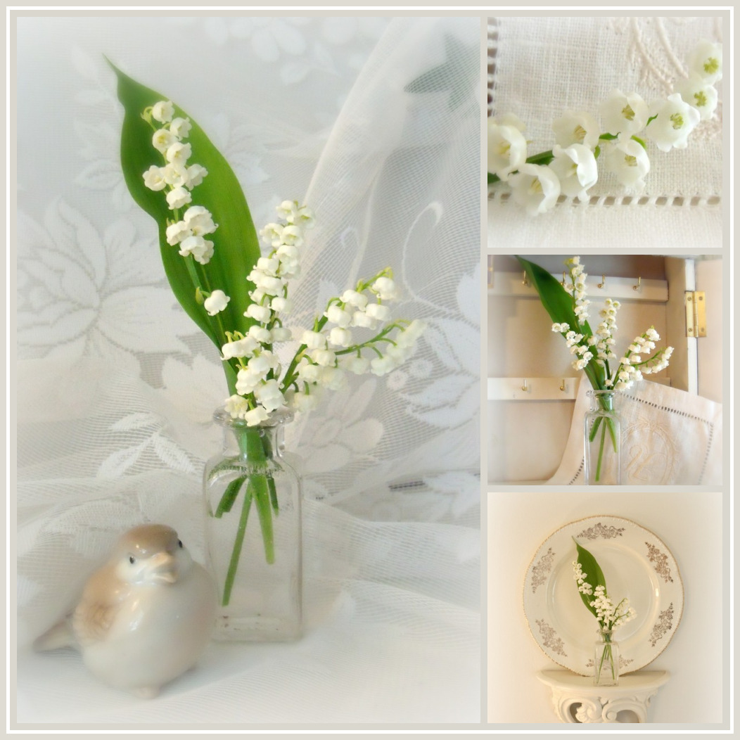 Lily Of The Valley And Christ Is Poem Grateful Prayer Thankful Heart