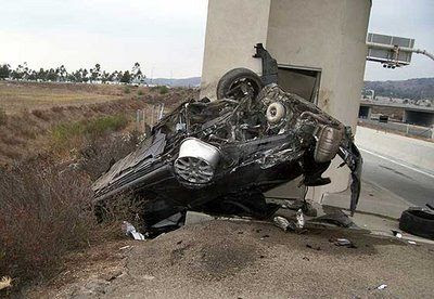 Porsche Girl Unfall