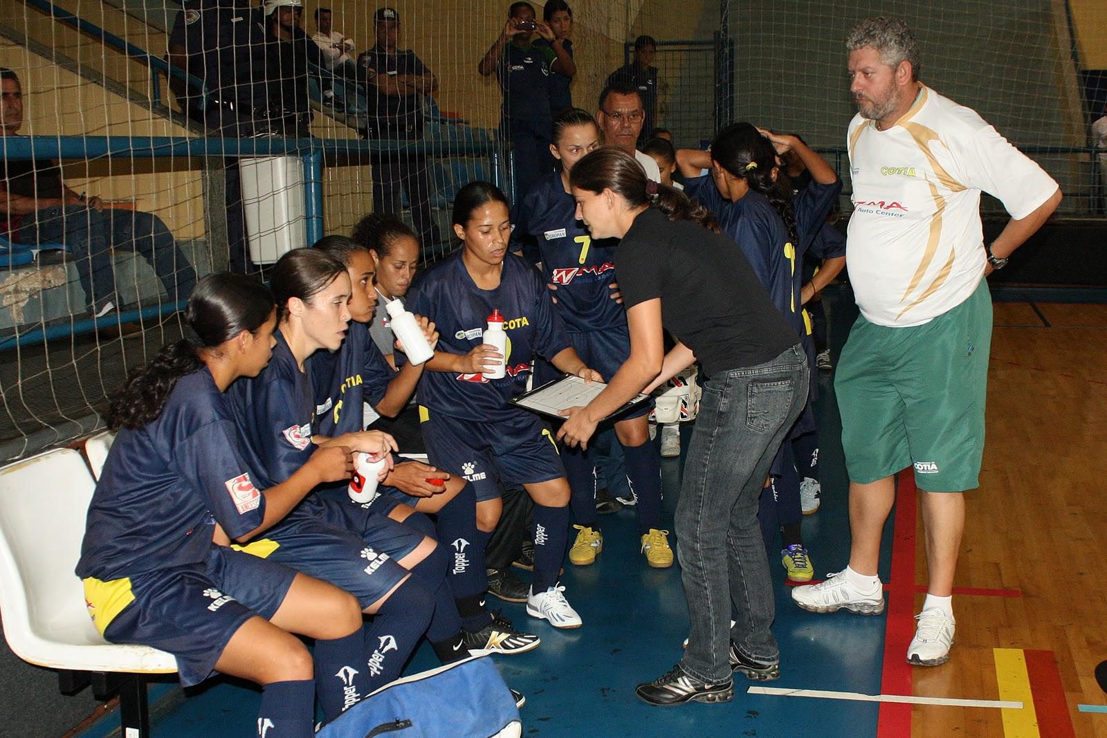 47ce2f30a72ad A equipe de futsal feminino da Kurdana Cotia disputará a 52ª edição do  Torneio Cruzeirão