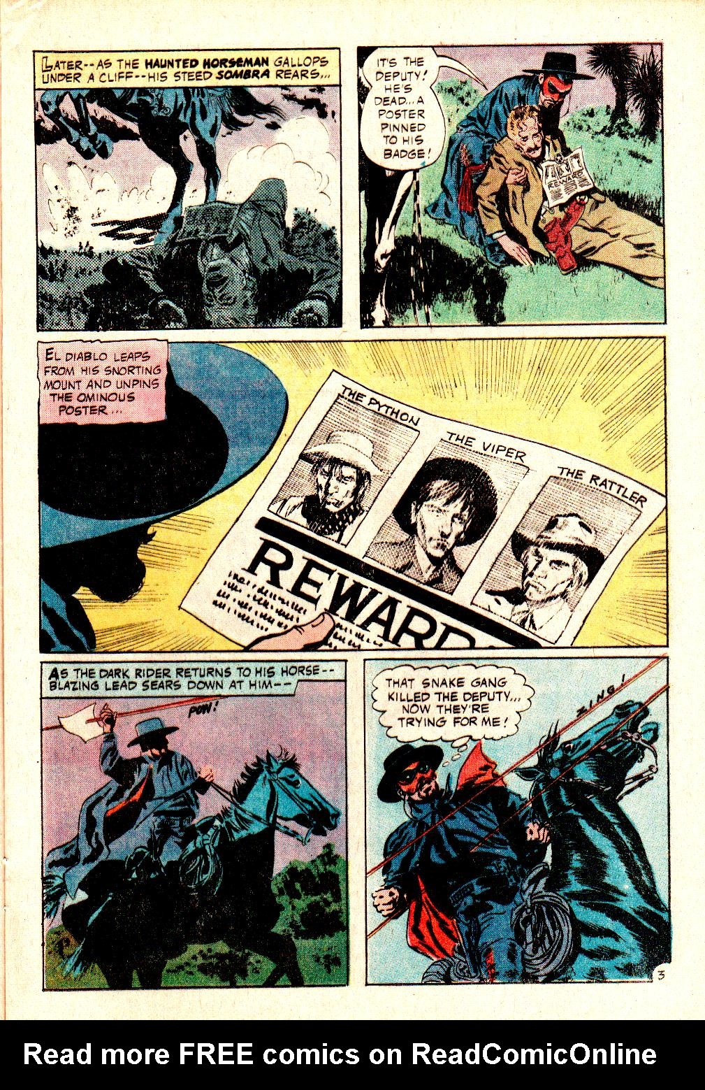Read online All-Star Western (1970) comic -  Issue #10 - 23