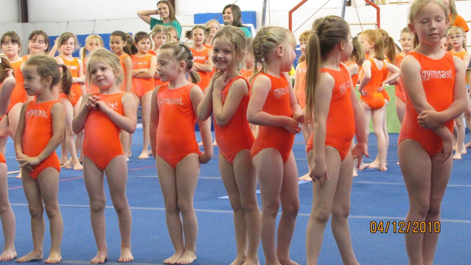 gymnastic junior