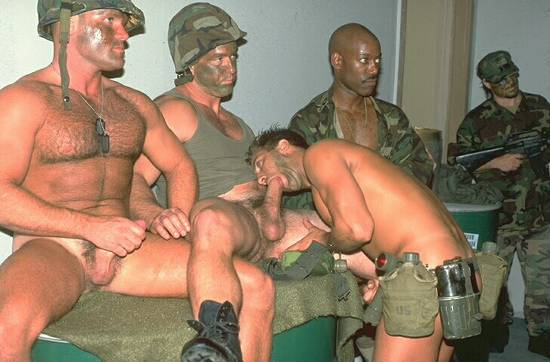 Gay Army Dudes 25