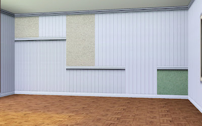 My Sims 3 Blog Simple Siding 6 Patterns By Plasticbox