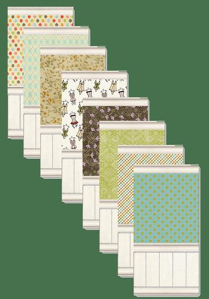 My Sims 3 Blog: Patterns by kissme87 Sims 1 Walls